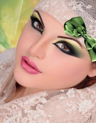 مكياج حنان النجادة 2013 حنان