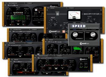 SoundToys Native Effects RTAS 4.0.2