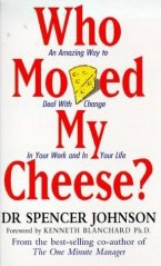 Moved Cheese Spencer Johnson Audio